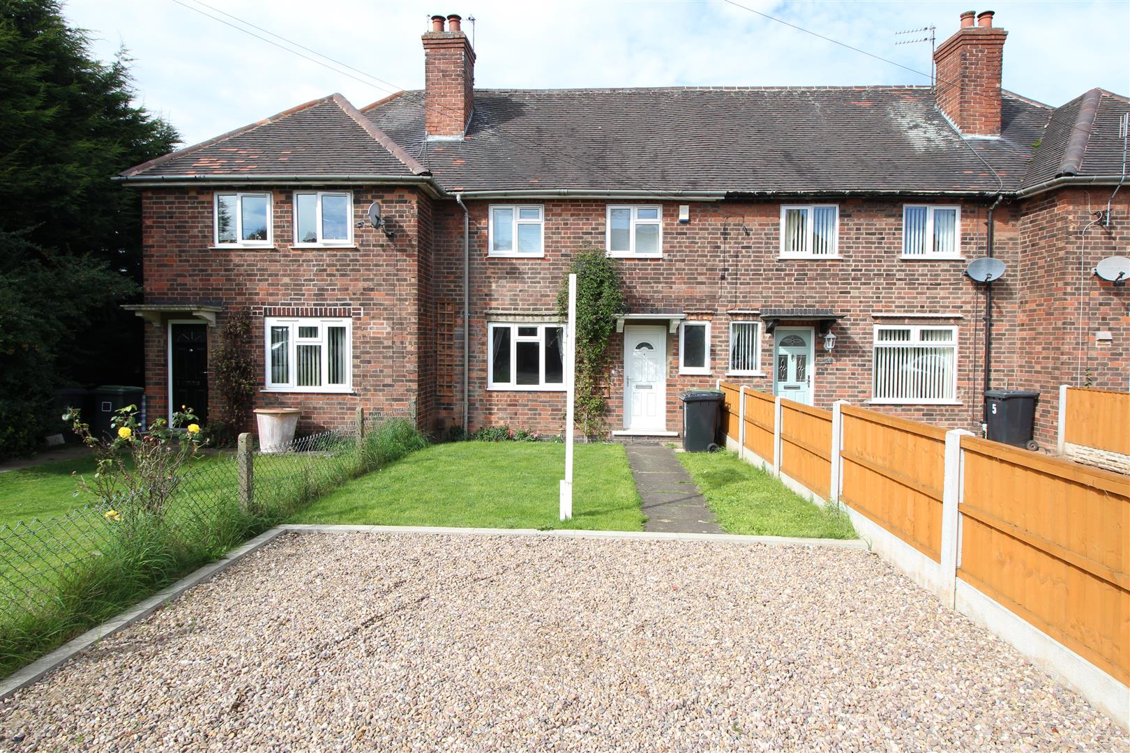 2 Bedrooms Terraced House for sale in Cliff Hill Avenue, Stapleford